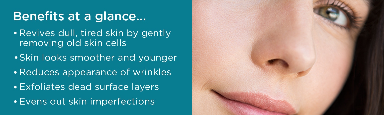 Skin Peels Benefits - Obagi, Perfect Peel and iS Clinical