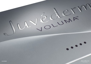 Juvederm Voluma, part of the Vycross range