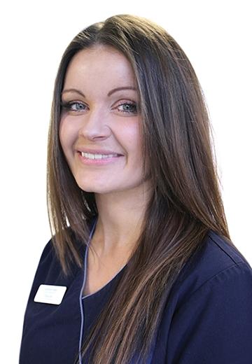 Nurse Daniela Greaves