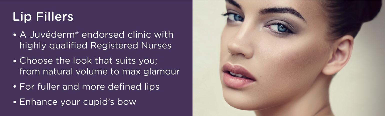 Lip Fillers Leeds - Benefits