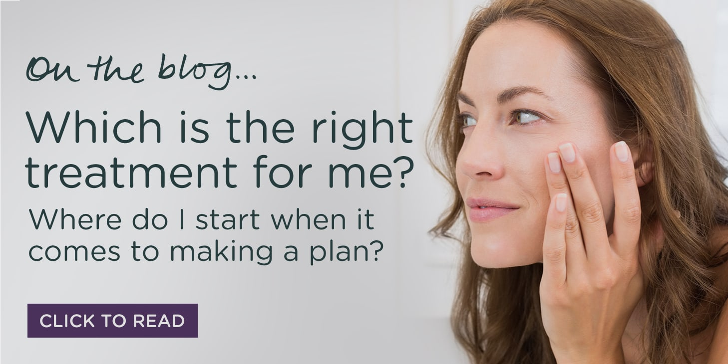 We advise patients on planning treatments