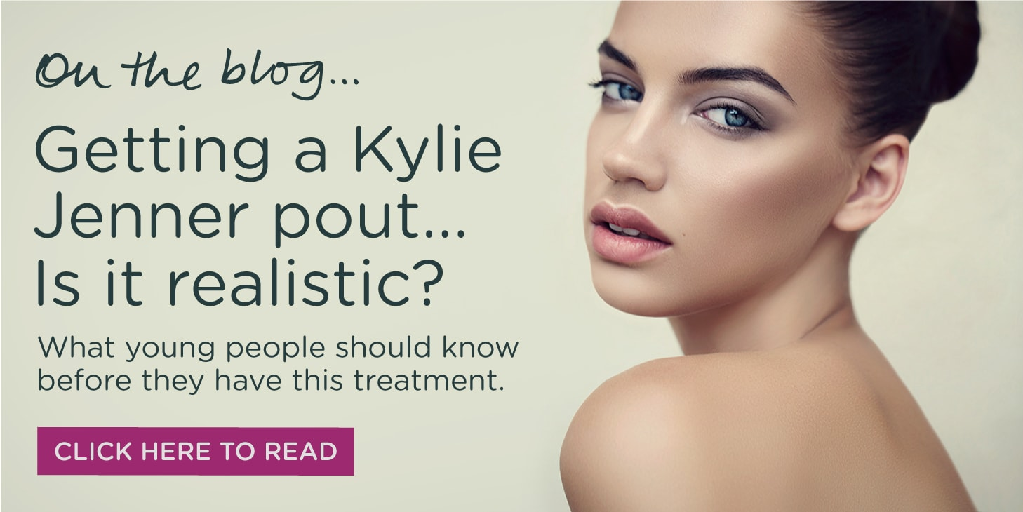 Kylie Jenner and Lip Fillers - Do patients have realistic expectations?