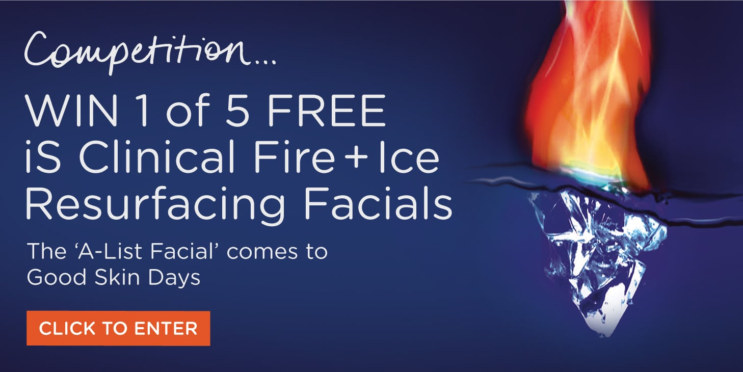 iS Clinical Fire + Ice Facial Competition