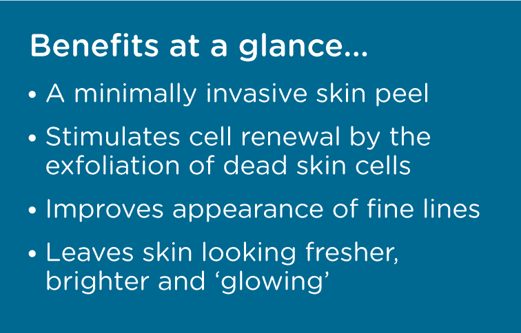 Obagi Blue Peel Radiance Leeds Bradford Yorkshire Good Skin Days Clinic