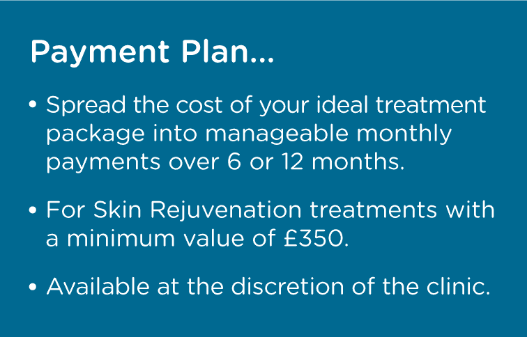 Skin Rejuvenation Payment Plan Good Skin Days Guiseley Leeds Harrogate Bradford