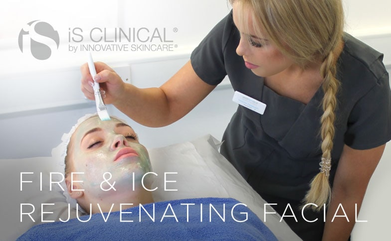 iS Clinical Fire and Ice Facial Leeds Bradford Yorkshire Good Skin Days Clinic