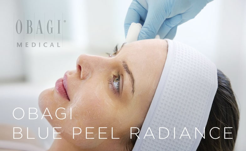 Obagi Blue Peel Radiance Good Skin Days Clinic Leeds Harrogate Bradford Yorkshire