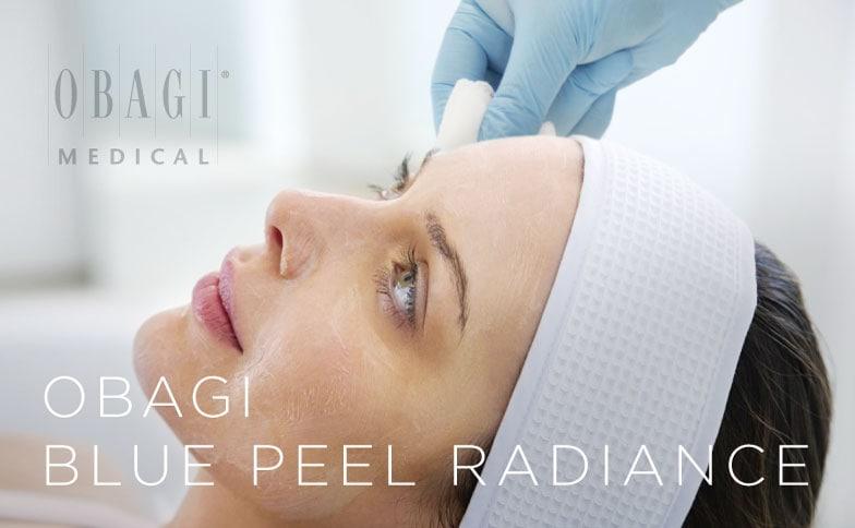 Obagi Blue Peel Radiance Leeds Bradford Yorkshire Good Skin Days Clinic