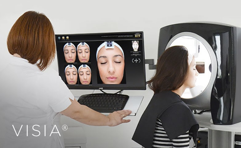 Visia Scanner Complexion Analysis. Leeds and Bradford - Good Skin Days