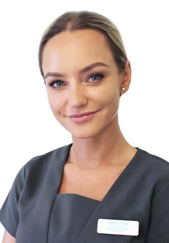 Egle Ambraskaite, Practitioner at Good Skin Days for Laser Hair Removal in Leeds and Bradford