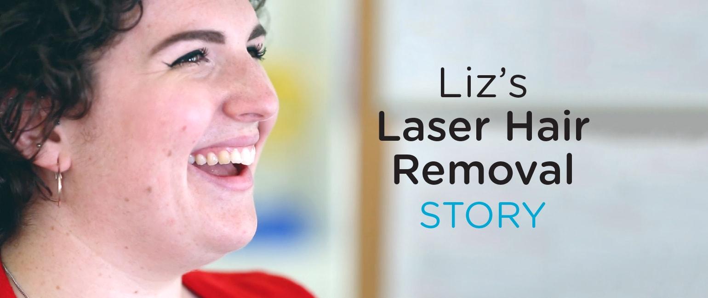 Video Laser Hair Removal - Lizs Testimonial - Good Skin Days-9101