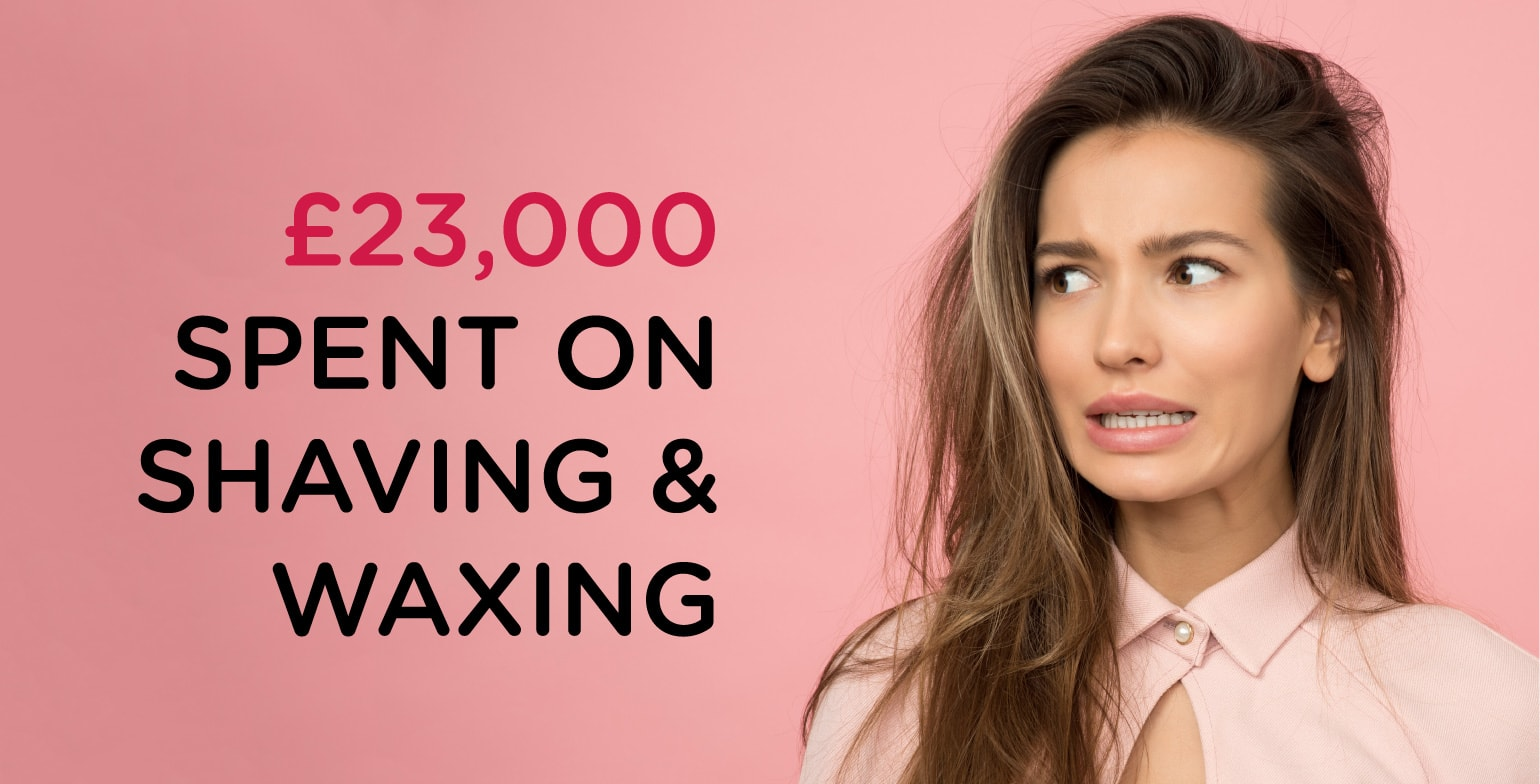 True Cost of Shaving and Waxing - Why Laser Hair Removal in Leeds and Harrogate is a better choice