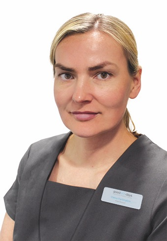 Daiva Partington Practitioner Good Skin Days Laser Hair Removal Leeds Harrogate Guiseley