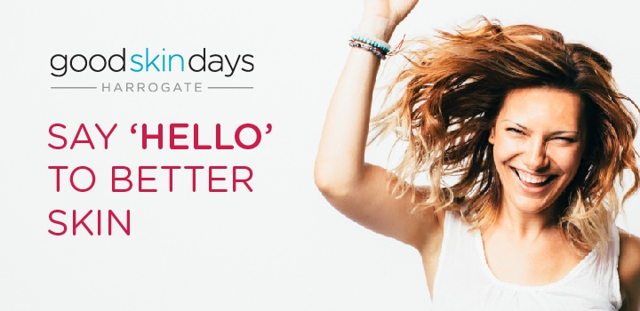 Say hello to better skin at Good Skin Days in Harrogate