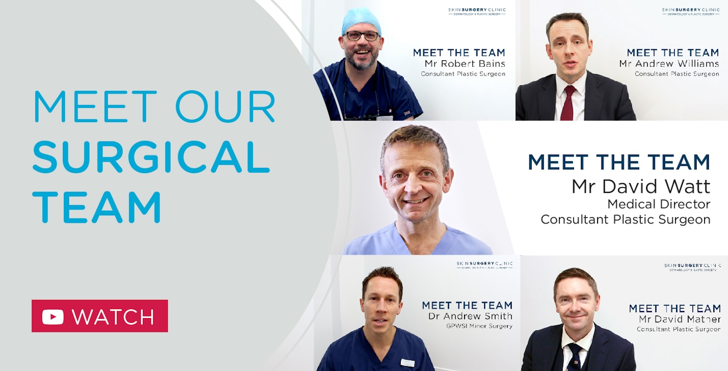 Videos: Meet the Good Skin Days Surgical Team