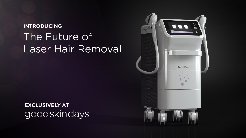 MeDioStar Monolith - Best Laser Hair Removal Laser