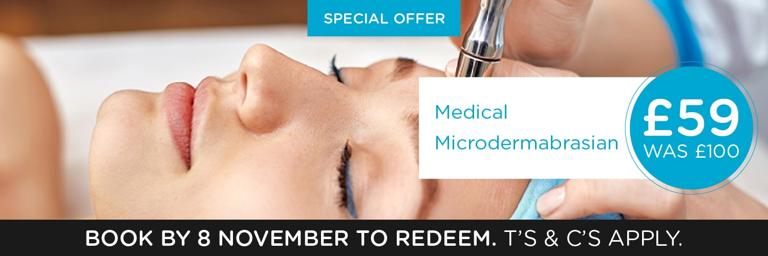 Medical Microdermabrasion just £59