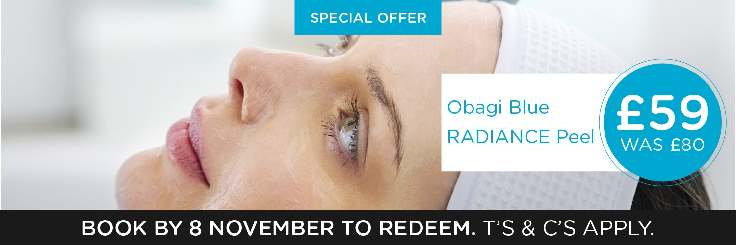 Obagi Blue Peel Radiance just £59