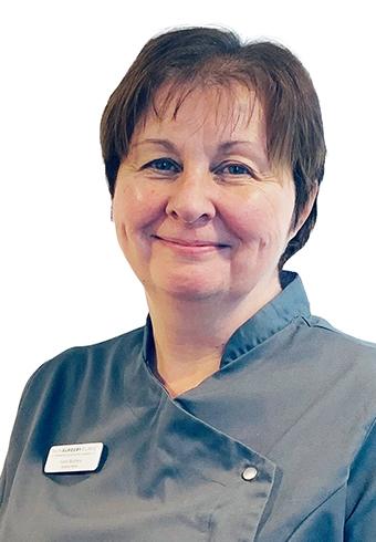 Katie Buttery - Surgical Nurse